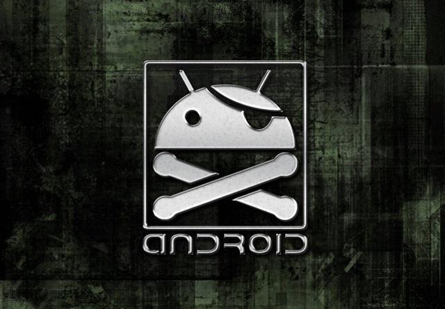 Android – пиратство