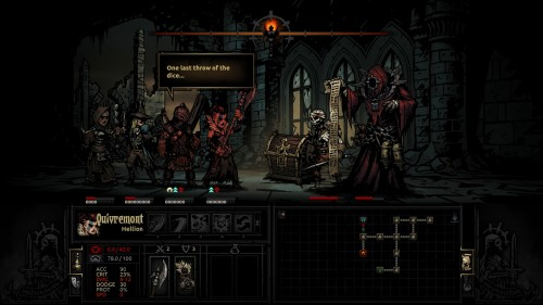 There`s no bravery without madness или играя в Darkest Dungeon