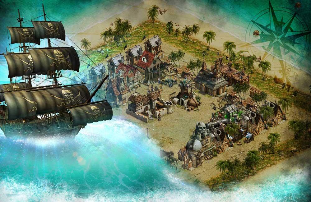 Кодекс пирата — обзор игры