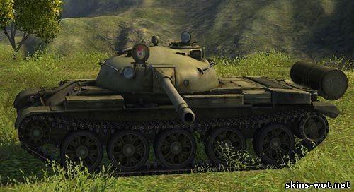 Т-62А. Как быть эффективным? World Of Tanks